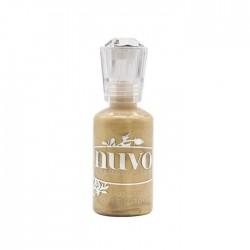 Nuvo Crystal Drops Mustard Gold