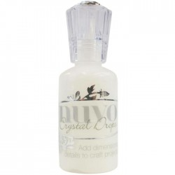 Nuvo Crystal Gloss Drops Gloss White