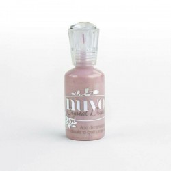 Nuvo Crystal Drops Raspberry Pink