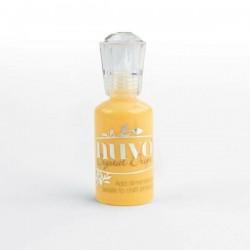 Nuvo Dandlion Yellow Crystal Gloss Drops