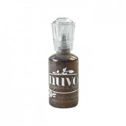 Nuvo Glitter Drops Chocolate Fondue