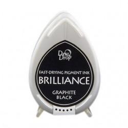 BRILLIANCE DEW DROP - GRAPHITE BLACK