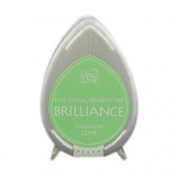 BRILLIANCE DEW DROP - PEARLESCENT LIME
