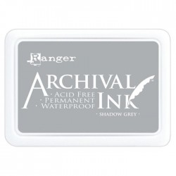 ARCHIVAL INK - SHADOW GREY
