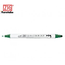 ZIG CLEAN COLOR DOT - GREEN