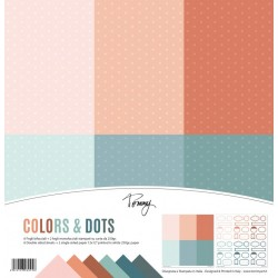 TOMMY ART - Colors & Dots