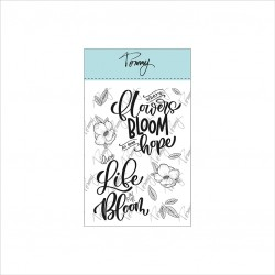 TOMMY ART - BLOOMING BY LETTERSOFME