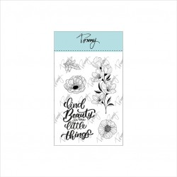 TOMMY ART - LOVELY FLOWERS BY LETTERSOFME