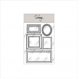 TOMMY ART - DECORATIVE FRAMES