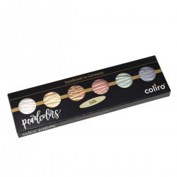 COLIRO PEARL COLOR SET - SILK