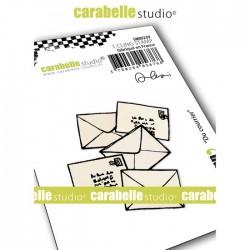 """CARABELLE STUDIO - TIMBRO """"DU COURRIER"""""""