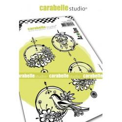 """CARABELLE STUDIO - TIMBRI """"CERCLES SUSPENDUS"""""""