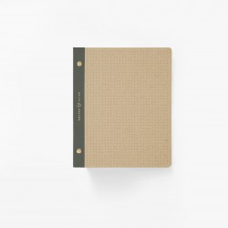 A5 Kraft Dot Grid Notepad - PRODOTTO IN PREORDINE!!!!