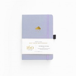 A5 April Showers Dot Grid Notebook - PRODOTTO IN PREORDINE!!!!