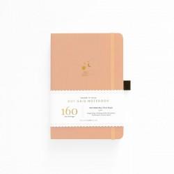 A5 Solar Dot Grid Notebook