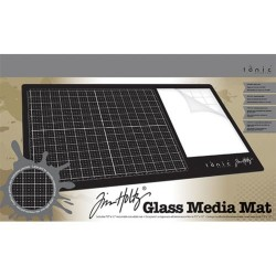 BASE DI VETRO - GLASS MEDIA MAT