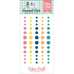 ECHO PARK - POOL PARTY ENAMEL DOTS - PREVENDITA