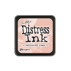 DISTRESS INK - MINI - TATTERED ROSE