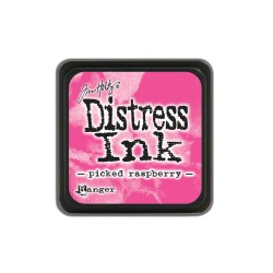 DISTRESS INK - MINI - PICKED RASPBERRY