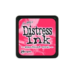 DISTRESS INK - MINI - ABANDONED CORAL