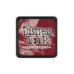 DISTRESS INK - MINI - AGED MAHOGANY