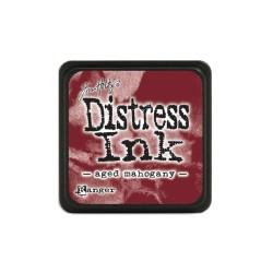 DISTRESS INK - MINI - AGED MAHOGANY