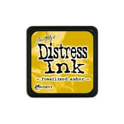 DISTRESS INK - MINI - FOSSILIZED AMBER