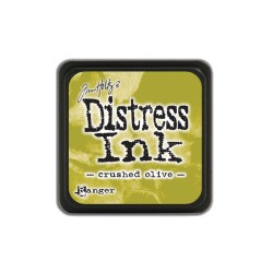DISTRESS INK - MINI - CRUSHED OLIVE