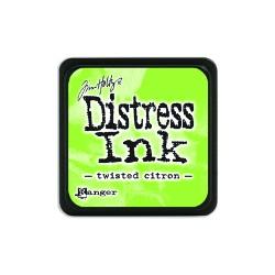 DISTRESS INK - MINI - TWISTED CITRON