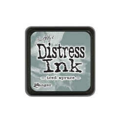 DISTRESS INK - MINI - ICED SPRUCE