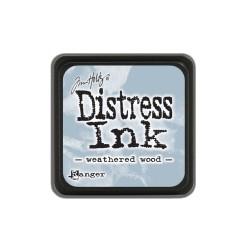 DISTRESS INK - MINI - WEATHERED WOOD