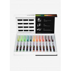 Pigment Decobrush Marker - NATURE SET - Preordine