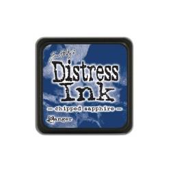 DISTRESS INK - MINI - CHIPPED SAPPHIRE