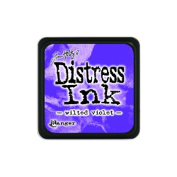 DISTRESS INK - MINI - WILTED VIOLET