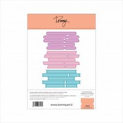 Tommy fustella – Strips (3 componenti)