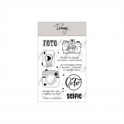 Tommy clear stamps – Foto (14 elementi)