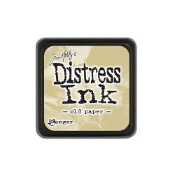 DISTRESS INK - MINI - OLD PAPER