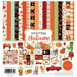 CARTA BELLA - WELCOME AUTUMN COLLECTION KIT