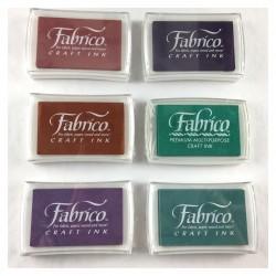 FABRICO -  TAMPONE per Timbri - colori assortiti