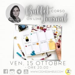 BULLET JOURNAL CREATIVO CON ELISA - COMPONI IL CORSO