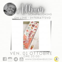 ALBUM WELCOME AUTUMN - SOLO CORSO