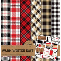 Tommy paper pack – Warm Winter Days