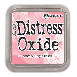 DISTRESS INK OXIDE - WORN LIPSTICK