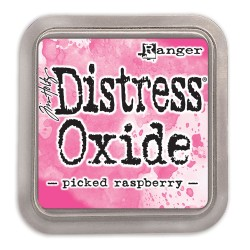 DISTRESS INK OXIDE - PICKED RASPBERRY