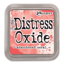 DISTRESS INK OXIDE - ABANDONED CORAL