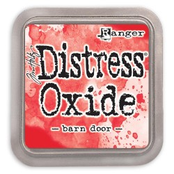 DISTRESS INK OXIDE - BARN DOOR