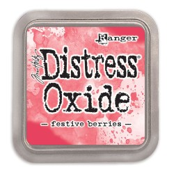 DISTRESS INK OXIDE - FESTIVE BERRIES