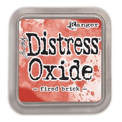 DISTRESS INK OXIDE - FIRED BRICK