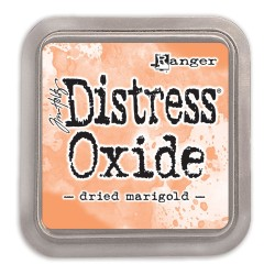 DISTRESS INK OXIDE - DRIED MARIGOLD