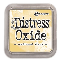 DISTRESS INK OXIDE - SCATTERED STRAW
